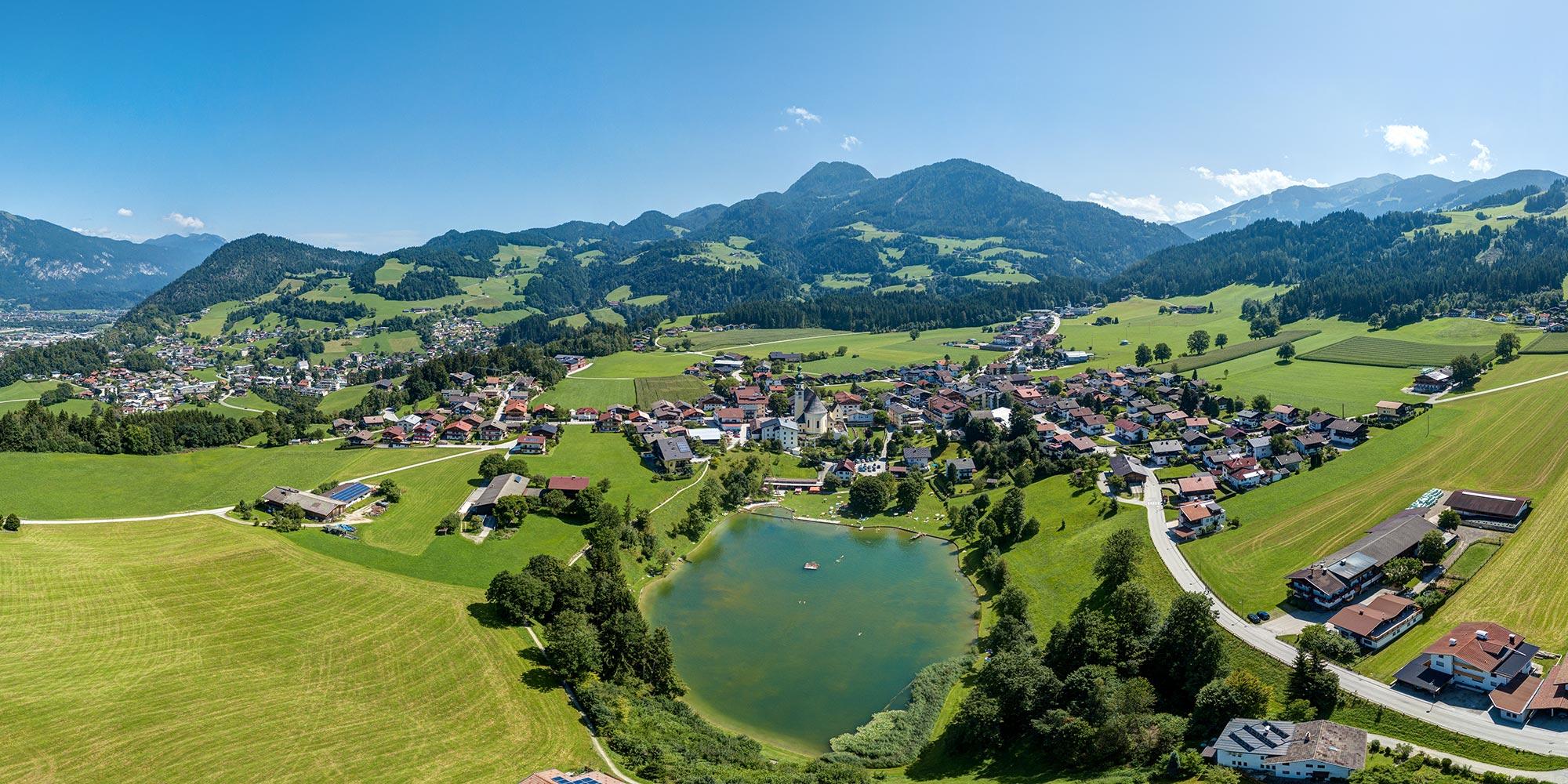 360° Rundgang Reith im Alpbachtal Tirol