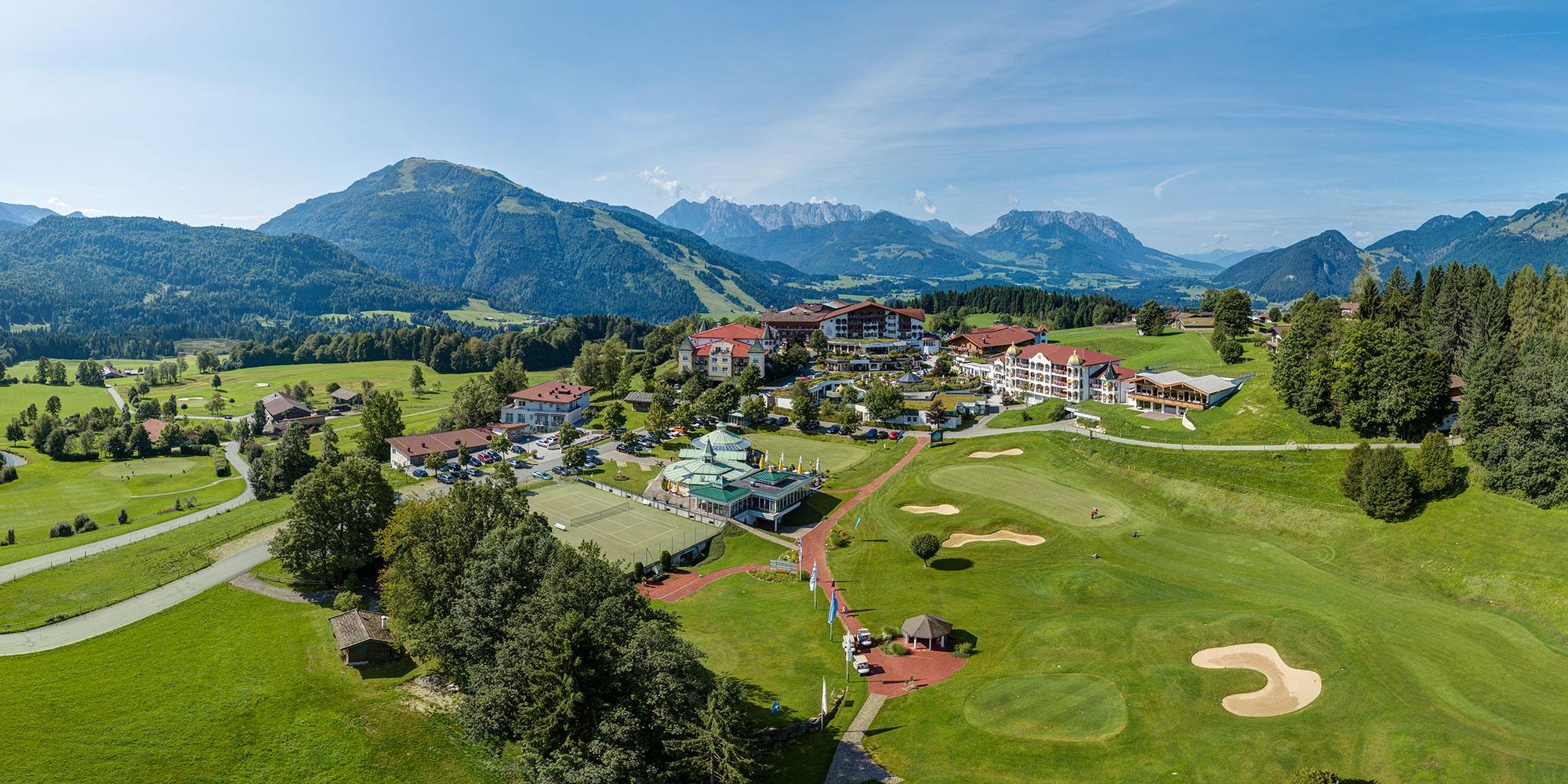 360° Panoramatour Hotel Peternhof
